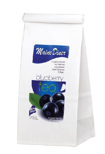 Maine Diner Blueberry Tea