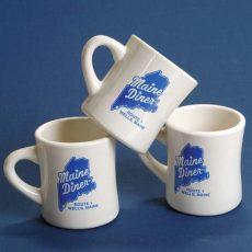 Classic Maine Diner Mug