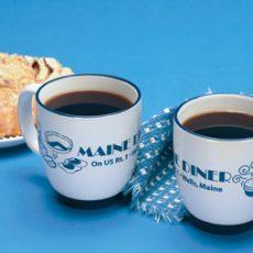 Maine Diner Bistro Mug