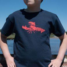 Children's Unisex Maine Lobster T-shirt