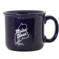 Maine Diner Campfire Mug