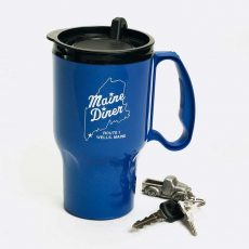 Maine Diner Travel Mug