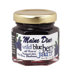 Maine Diner Wild Blueberry Jam 2 ounces
