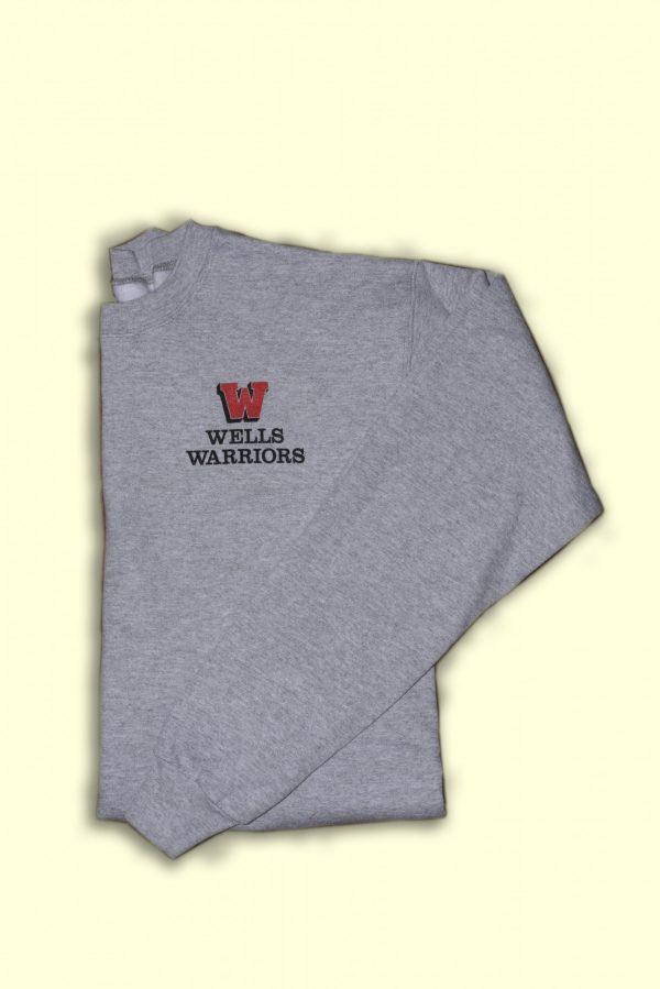 Wells Warriors Crewneck Sweatshirt