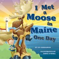I Met a Moose in Maine