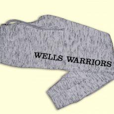 Wells Warriors Ladies Fleece Sweatpants