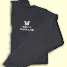 Wells Warriors Quarter Zip Sweatshirt